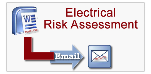 Electrical Risk Essment Template | Electrical Risk Assessment Templates